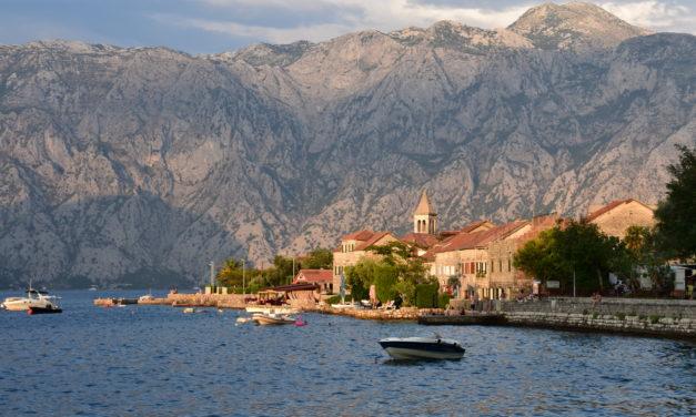 Monténégro – Douceur de vivre entre Stoliv et Kotor