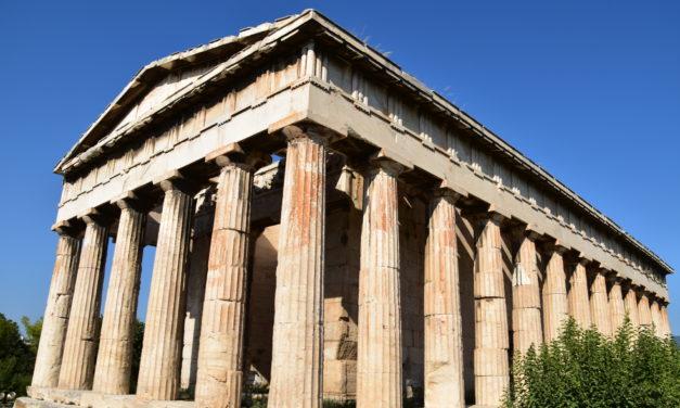 Arrivée en Grèce