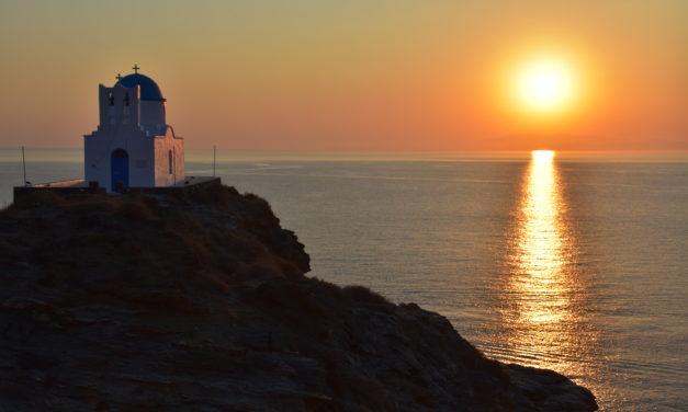L'ile de Sifnos