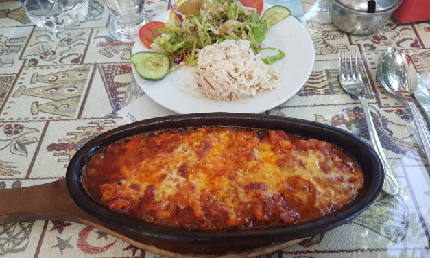 Gastronomie turque