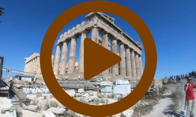 Vidéo – Athènes