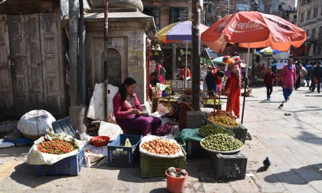 Katmandou, sa vallée, et derniers jours au Népal