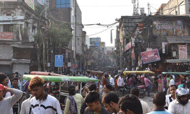 Bienvenue dans un autre monde – Bienvenue en Inde