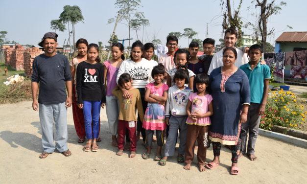 10 jours avec les enfants du NSCPC
