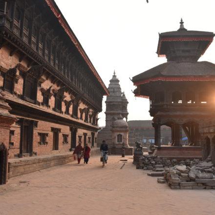 Katmandou, sa vallée, et Bhaktapur