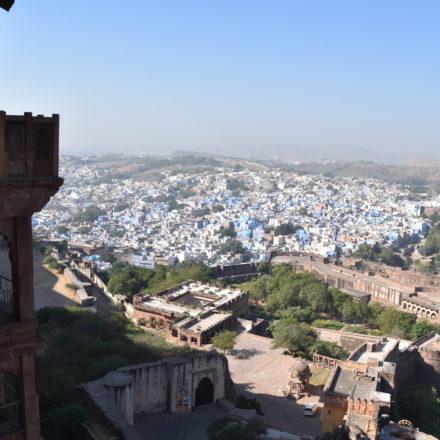 New Delhi, Pushkar et Jodhpur