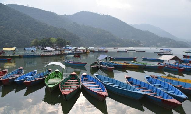 Douceur de vivre à Pokhara