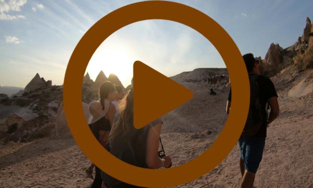 Vidéo – Cappadoce
