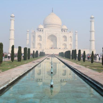 Udaipur et le Taj Mahal