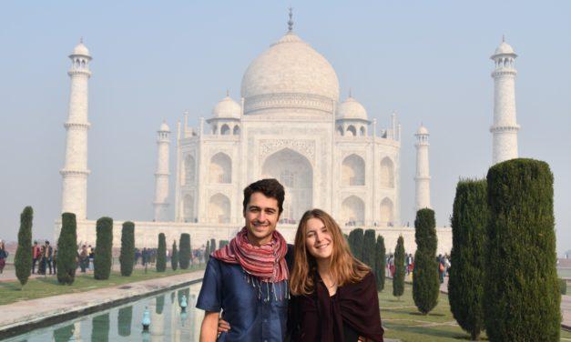 Udaipur la romantique et le merveilleux Taj Mahal