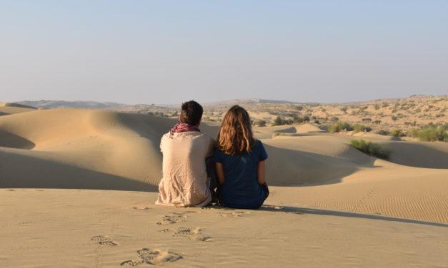 Jaisalmer et bivouac dans le désert du Thar