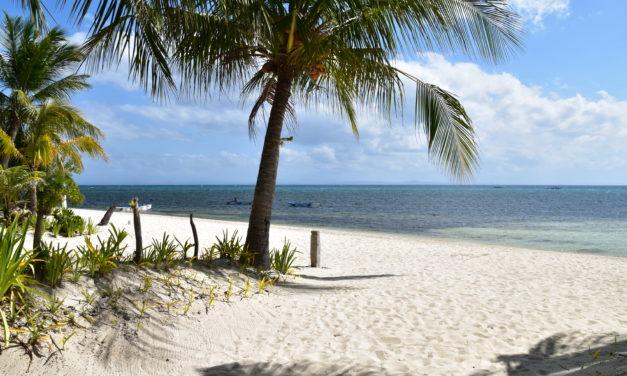 L'île de Malapascua aux Philippines