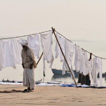 Varanasi et les bords du Gange