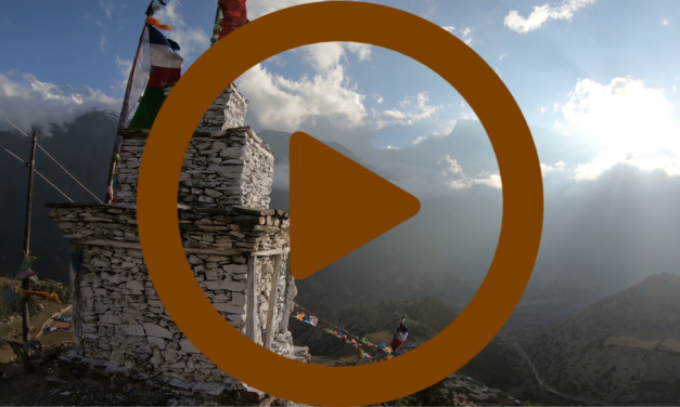 Vidéo – Tour des Annapurnas, Jours 1 à 6