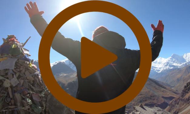 Vidéo – Tour des Annapurnas, Jours 7 à 16
