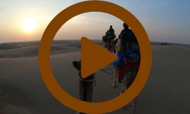 Vidéo – Désert du Thar