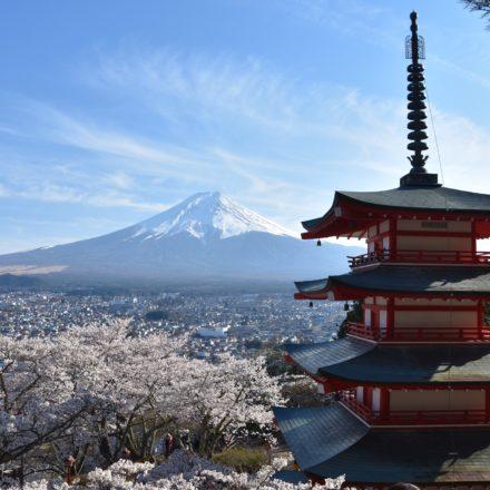 Tokyo et Mont Fuji