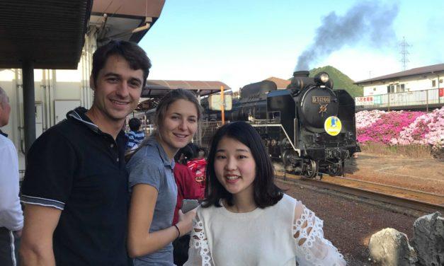 L'expérience Ryokan, Hiroshima et chez Rei