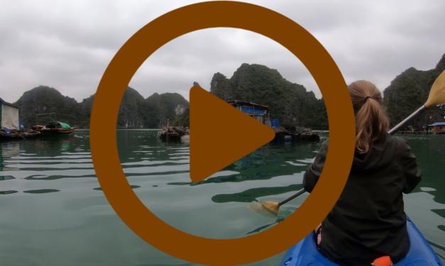 Vidéo – Halong Bay