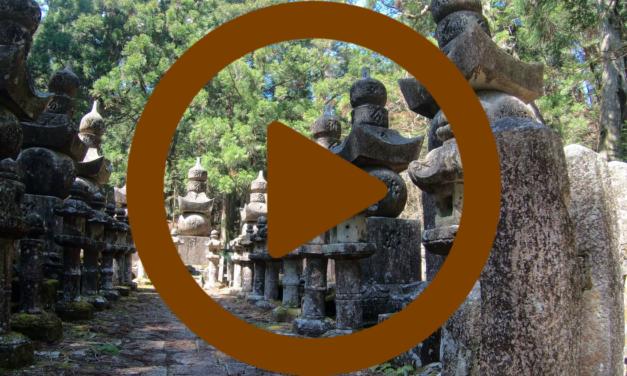 Vidéo – Japon: Koyasan