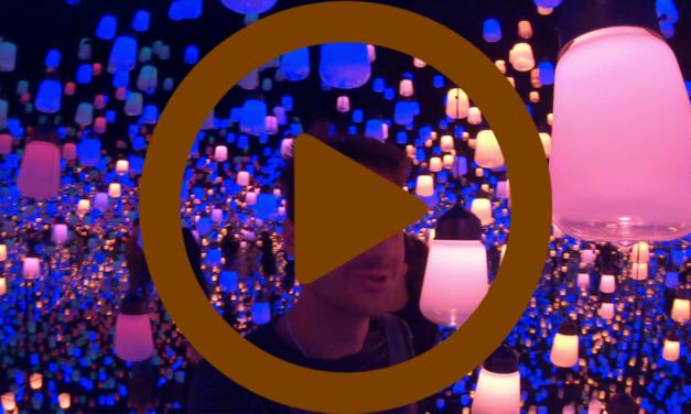Vidéo – Japon: TeamLab