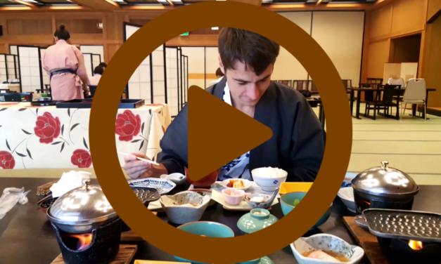 Vidéo – Japon: Ryokan