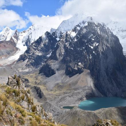 Huaraz et le trek de Huayhuash