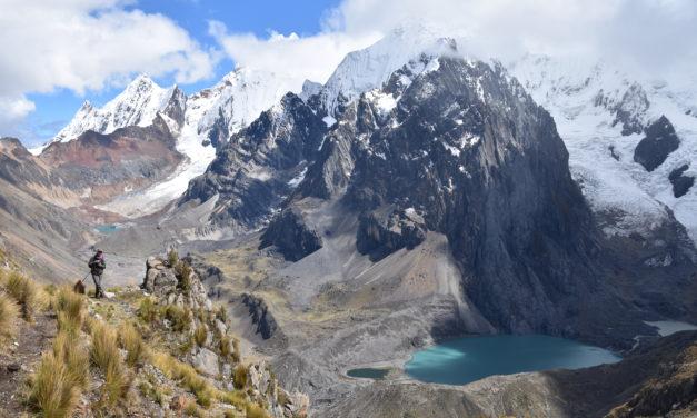 Huaraz et le trek de Huayhuash, dans la cordillère des Andes