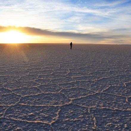 Le Salar d'Uyuni et le désert d'Atacama