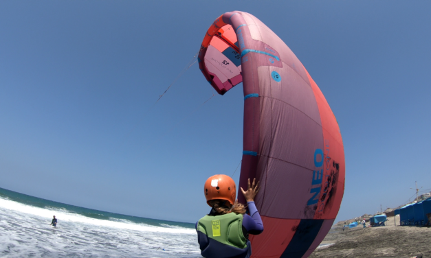 Apprendre le kitesurf en Equateur